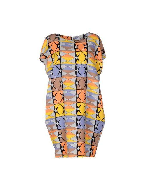 Khamsin | Женское Серое Короткое Платье