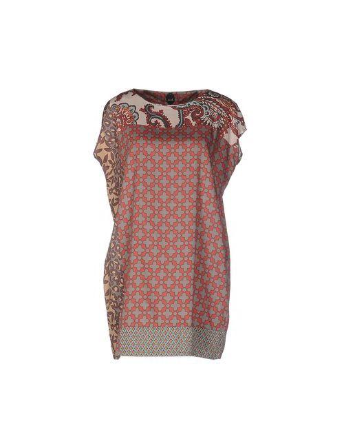 Nolita | Женское Коричневое Короткое Платье