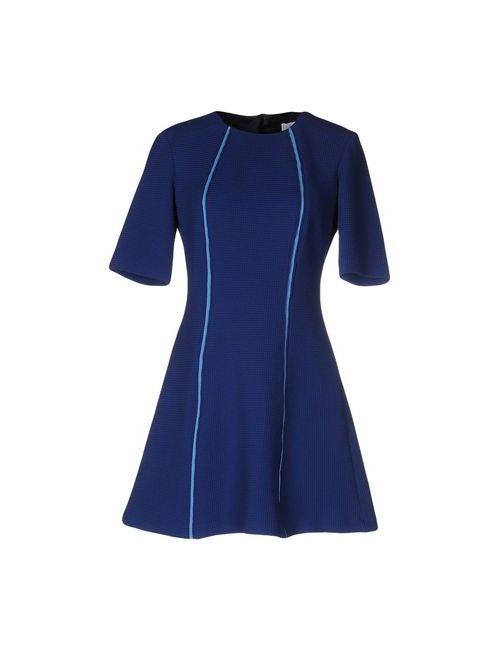 Mauro Grifoni | Женское Синее Короткое Платье