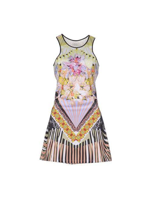 F**K Project   Женское Розовое Короткое Платье