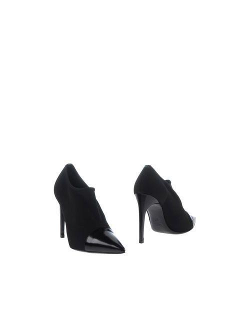 Roberto Festa | Женские Чёрные Ботинки