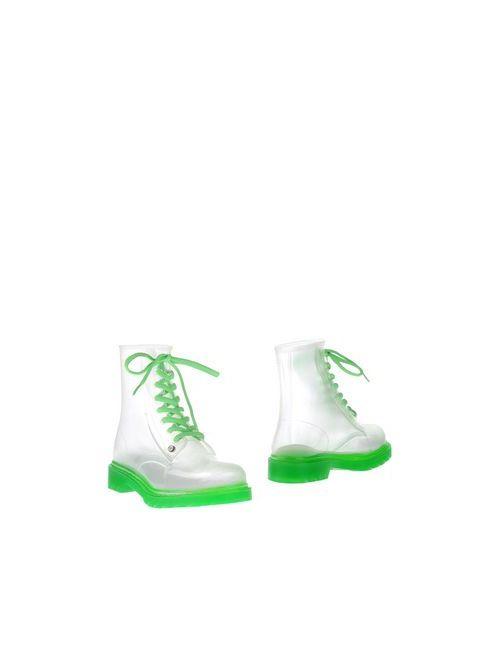 G•SIX WORKSHOP | Женские Прозрачные Полусапоги И Высокие Ботинки
