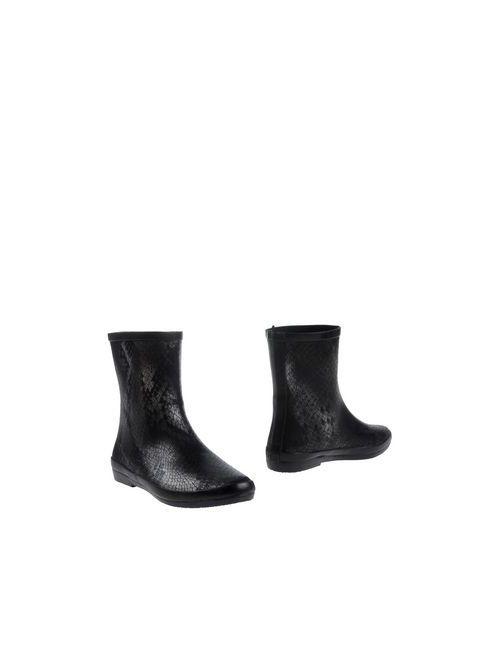 Gioseppo | Женские Чёрные Полусапоги И Высокие Ботинки