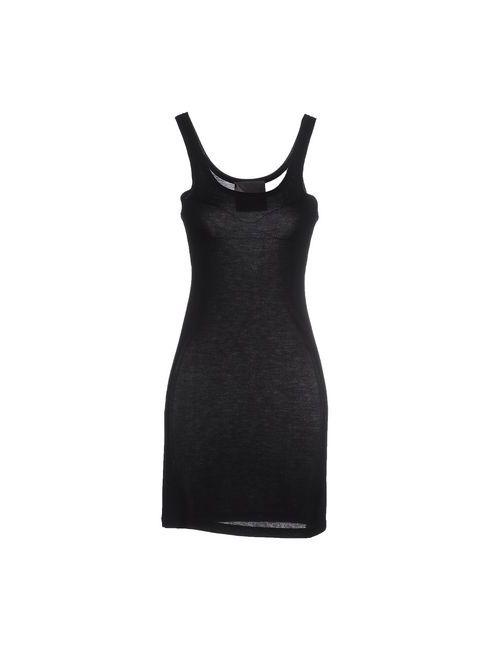 Es'Givien | Женское Чёрное Короткое Платье