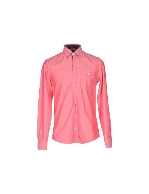 BELMONTE | Мужская Розовая Pубашка