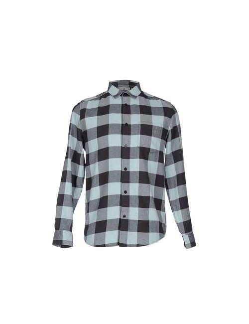 Cheap Monday | Мужская Зелёная Pубашка