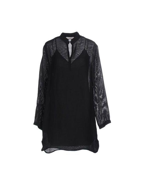 E_GO' SONIA DE NISCO | Женское Чёрное Короткое Платье