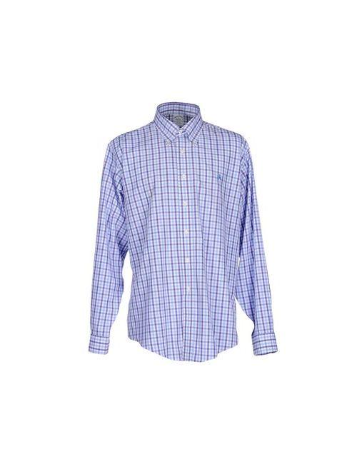 Brooks Brothers | Мужская Фиолетовая Pубашка
