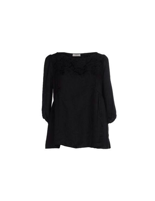 E_GO' SONIA DE NISCO | Женская Чёрная Блузка