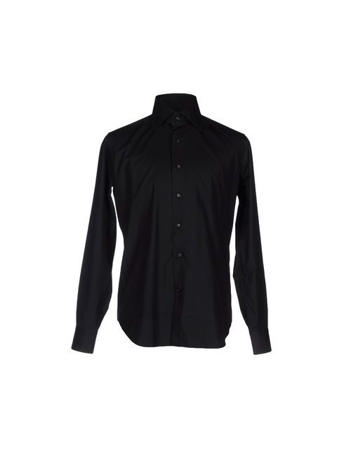 LEXINGTON | Мужская Черный Pубашка