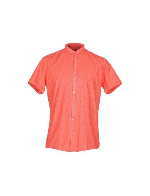 ROSSO MALASPINO | Мужская Розовая Pубашка