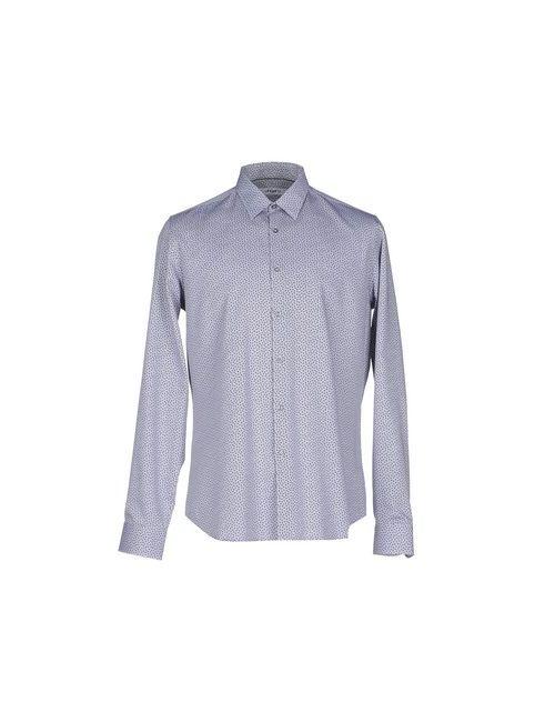 Ungaro | Мужская Синяя Pубашка