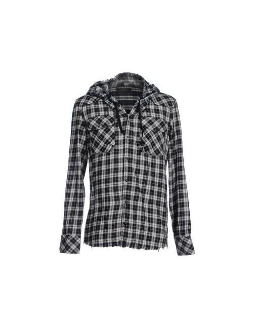 Meltin Pot | Мужская Чёрная Pубашка