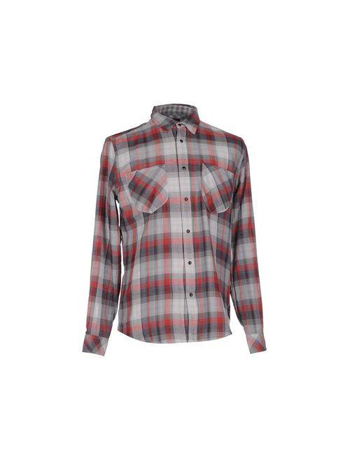Meltin Pot | Мужская Серая Pубашка