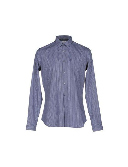Ungaro   Мужская Синяя Pубашка