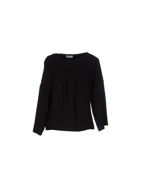 List | Женская Чёрная Блузка