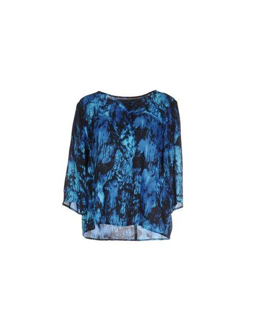 Silvian Heach | Женская Синяя Блузка