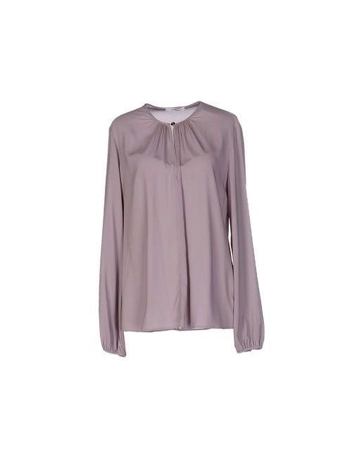 Cristinaeffe | Женская Фиолетовая Блузка