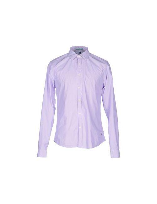 SCOTCH & SODA | Мужская Фиолетовая Pубашка