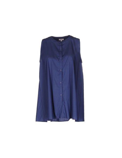 Rossopuro | Мужская Синяя Pубашка