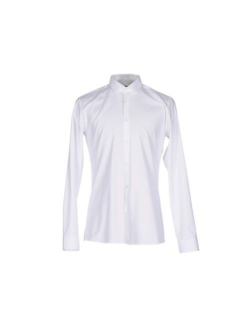 Hugo | Мужская Белая Pубашка