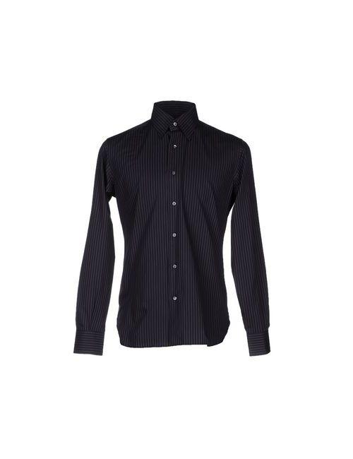 Ingram | Мужская Фиолетовая Pубашка