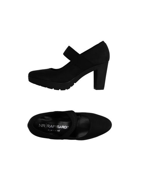 Nr Rapisardi | Женские Чёрные Туфли