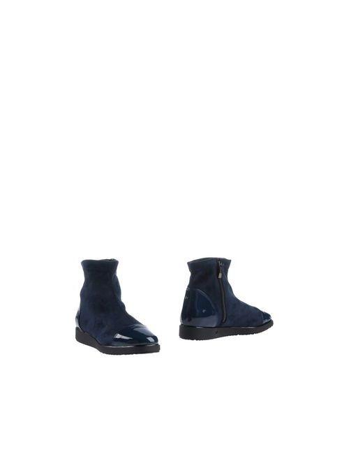Nr Rapisardi | Женские Синие Полусапоги И Высокие Ботинки