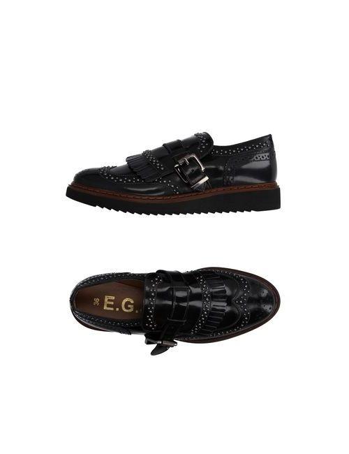 E.G.J. | Мужские Серые Мокасины