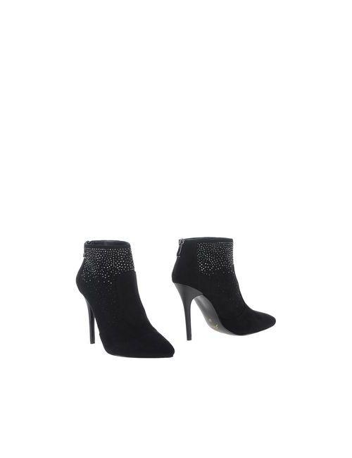 Gattinoni | Женские Чёрные Полусапоги И Высокие Ботинки