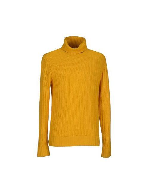 Woolrich | Женские Жёлтые Водолазки