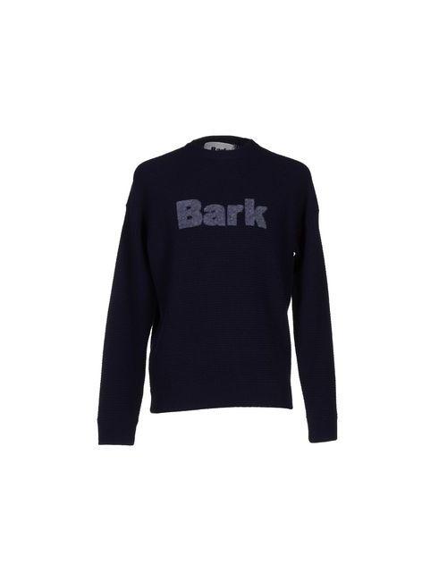 Bark | Синий Свитер