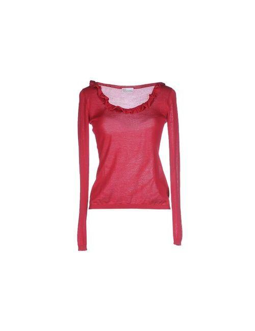 Red Valentino | Фиолетовый Свитер