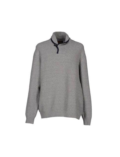 Woolrich | Серый Свитер