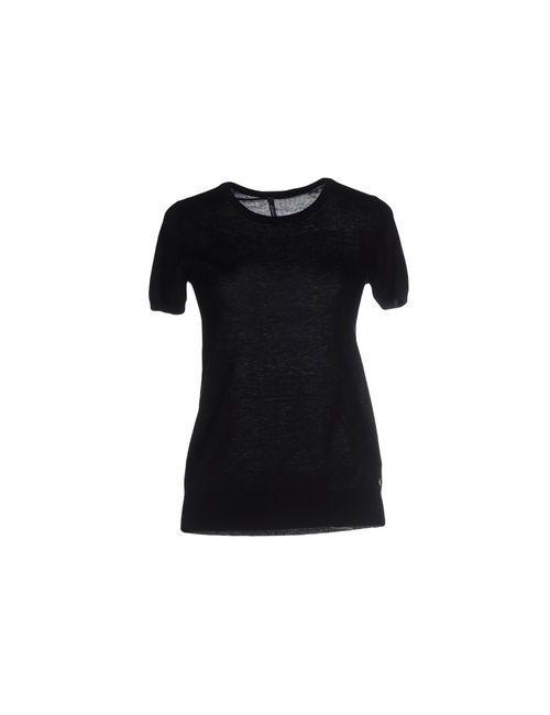 Woolrich | Чёрный Свитер
