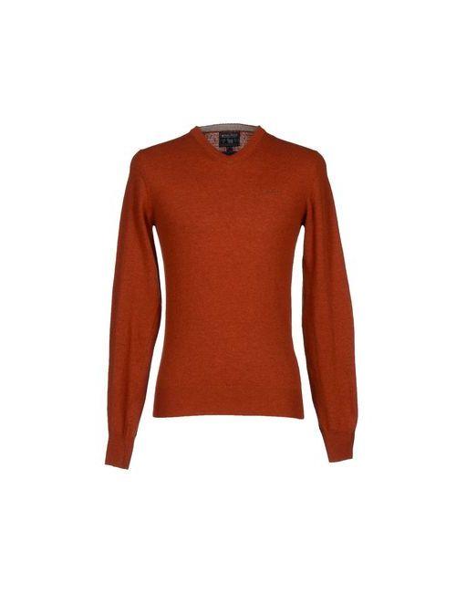 Woolrich | Коричневый Свитер