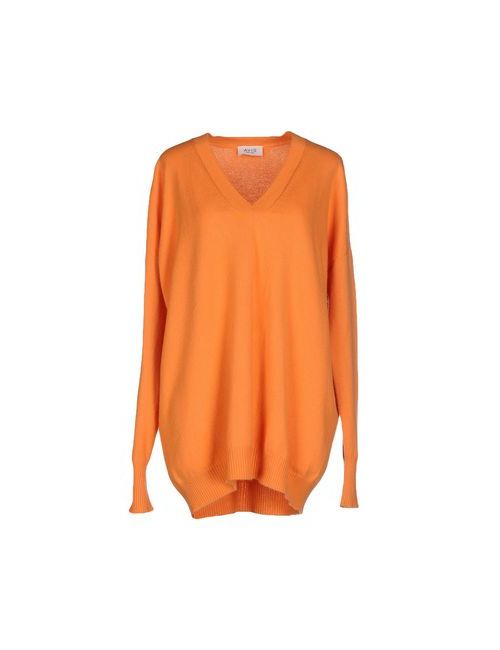 Aviù | Оранжевый Свитер