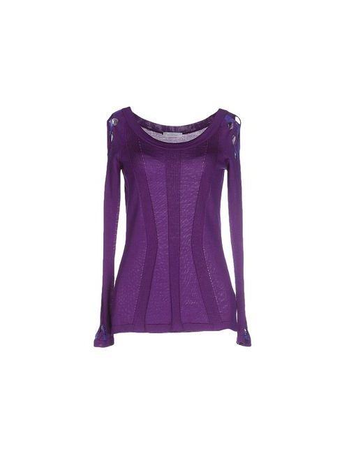 Versace Collection | Фиолетовый Свитер