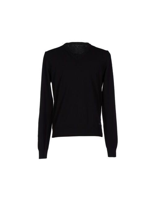 Calvin Klein Jeans   Чёрный Свитер
