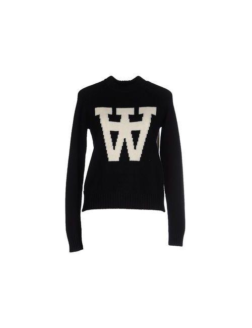 Woodwood | Чёрный Свитер