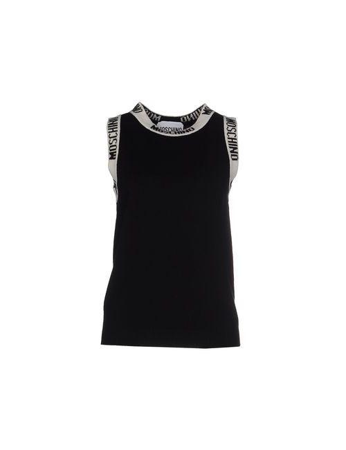 Moschino Couture | Чёрный Свитер