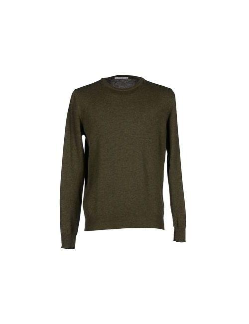 Kangra Cashmere | Зелёный Свитер