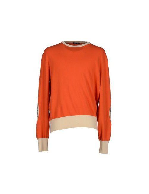 S_D Side | Оранжевый Свитер