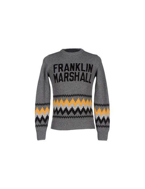 Franklin & Marshall | Серый Свитер