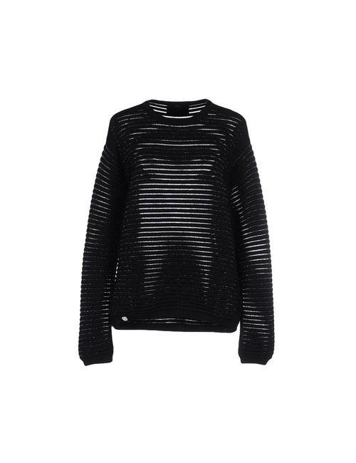 Philipp Plein Couture | Чёрный Свитер