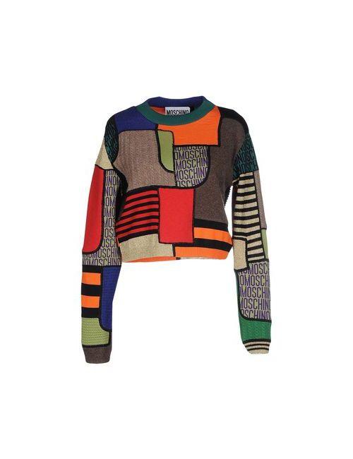 Moschino Couture | Хаки Свитер