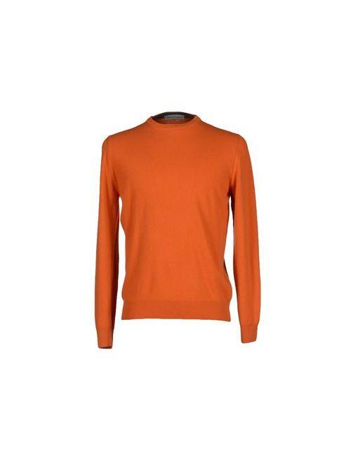 BRIAN OLDMAN | Оранжевый Свитер