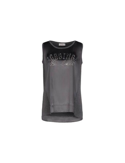 Moschino | Серый Свитер