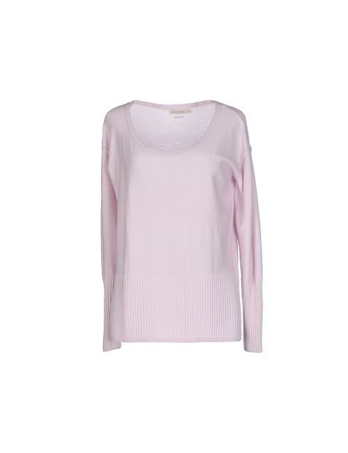 Calvin Klein Jeans | Розовый Свитер
