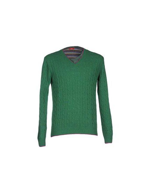 Altea | Зелёный Свитер